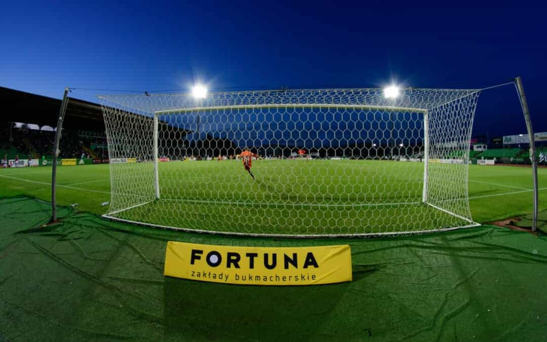Fortuna 1 Liga odrobiła zaległości