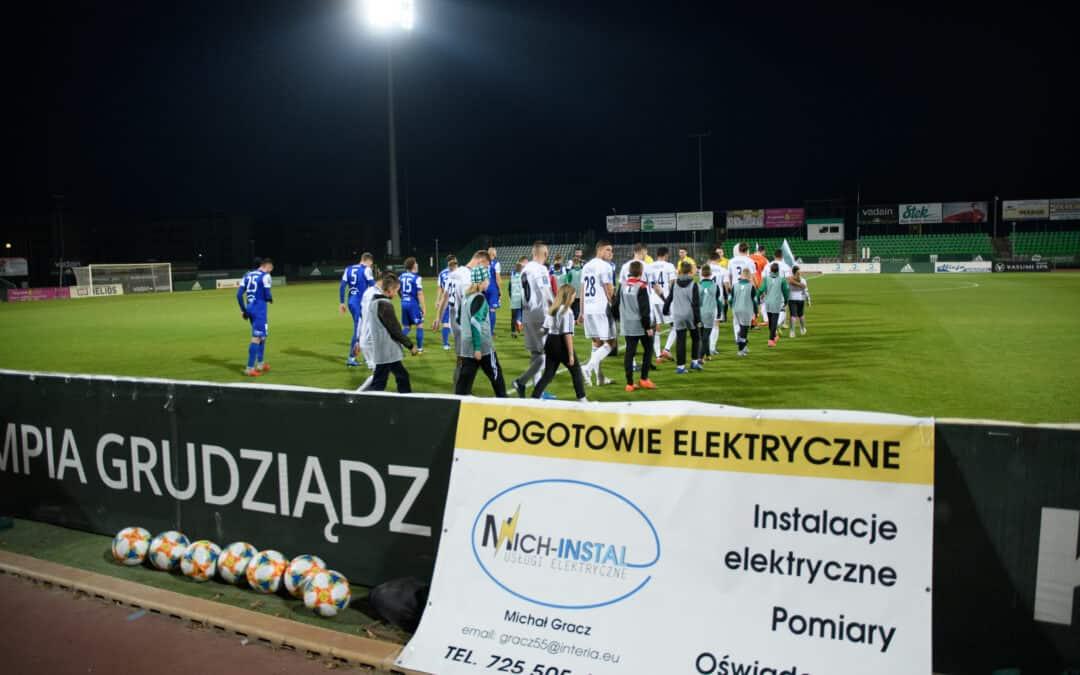 Mich – Instal Michał Gracz był sponsorem meczu ze Stalą Mielec