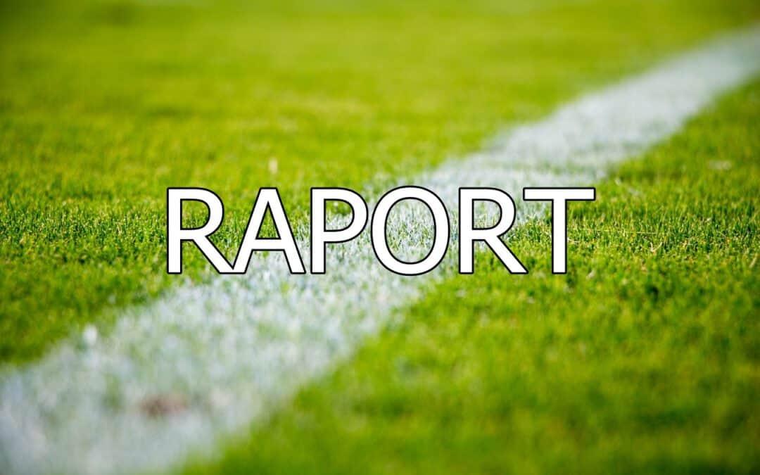 Raport z boisk młodzieżowych 21.09-22.09