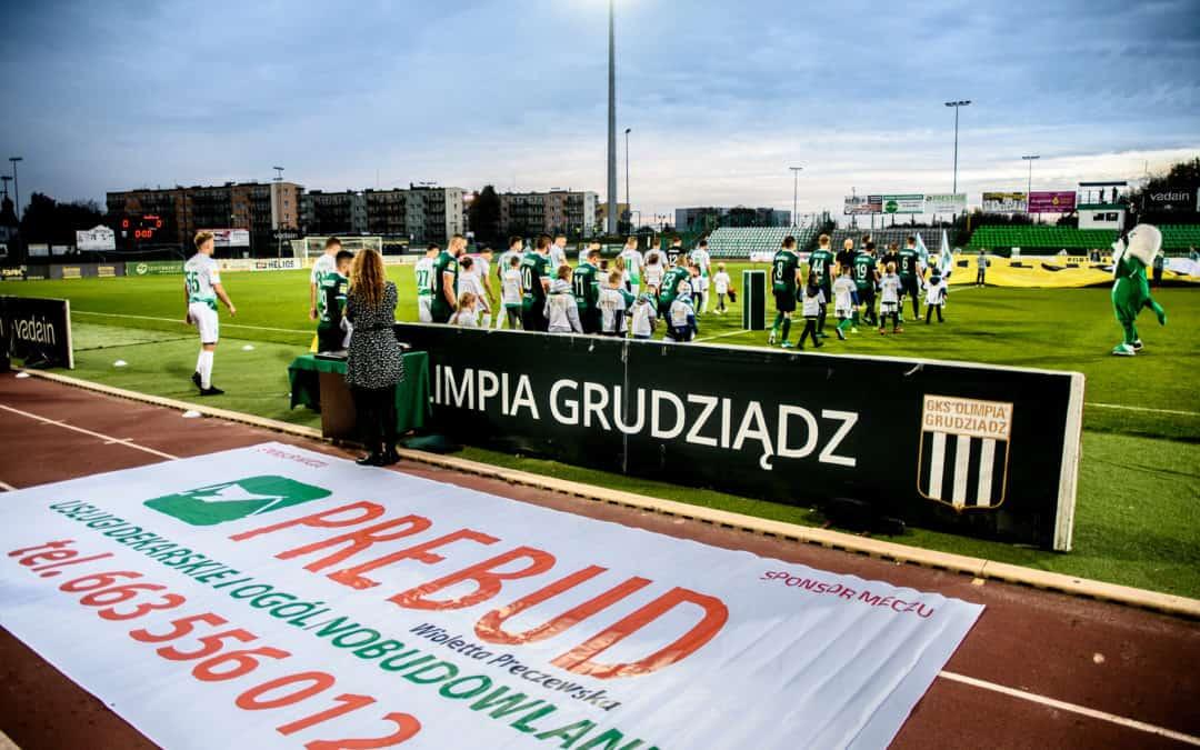 PREBUD był sponsorem meczu z Radomiakiem Radom