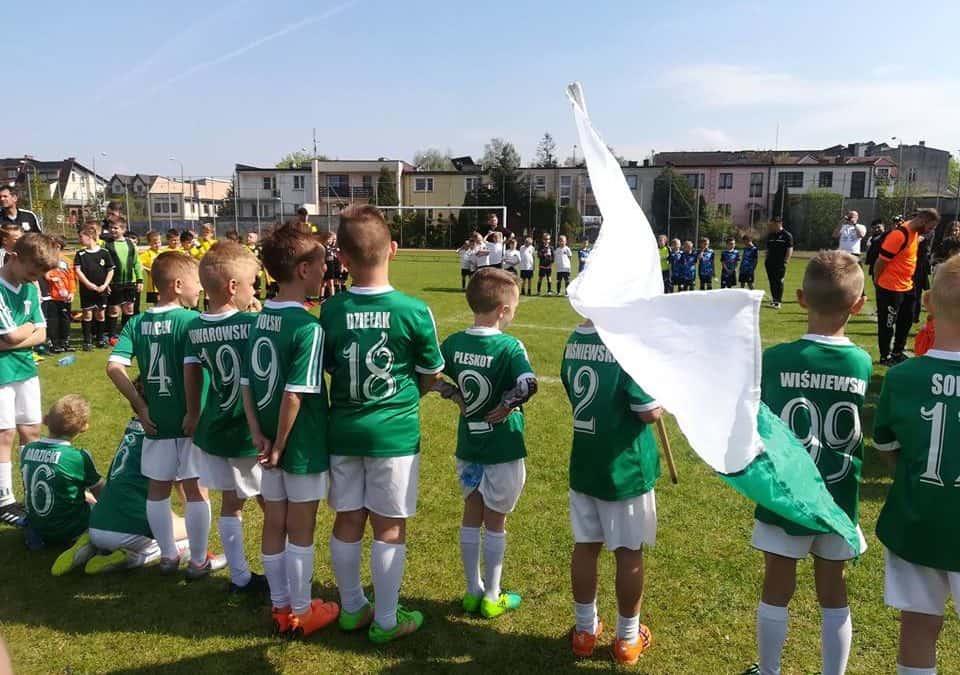 Treningi Akademii Piłkarskiej odwołane do 26 kwietnia!