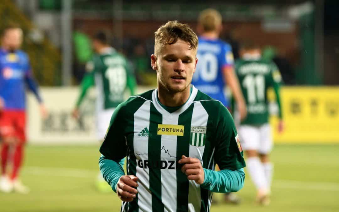 Konrad Handzlik po meczu z Odrą Opole (VIDEO)