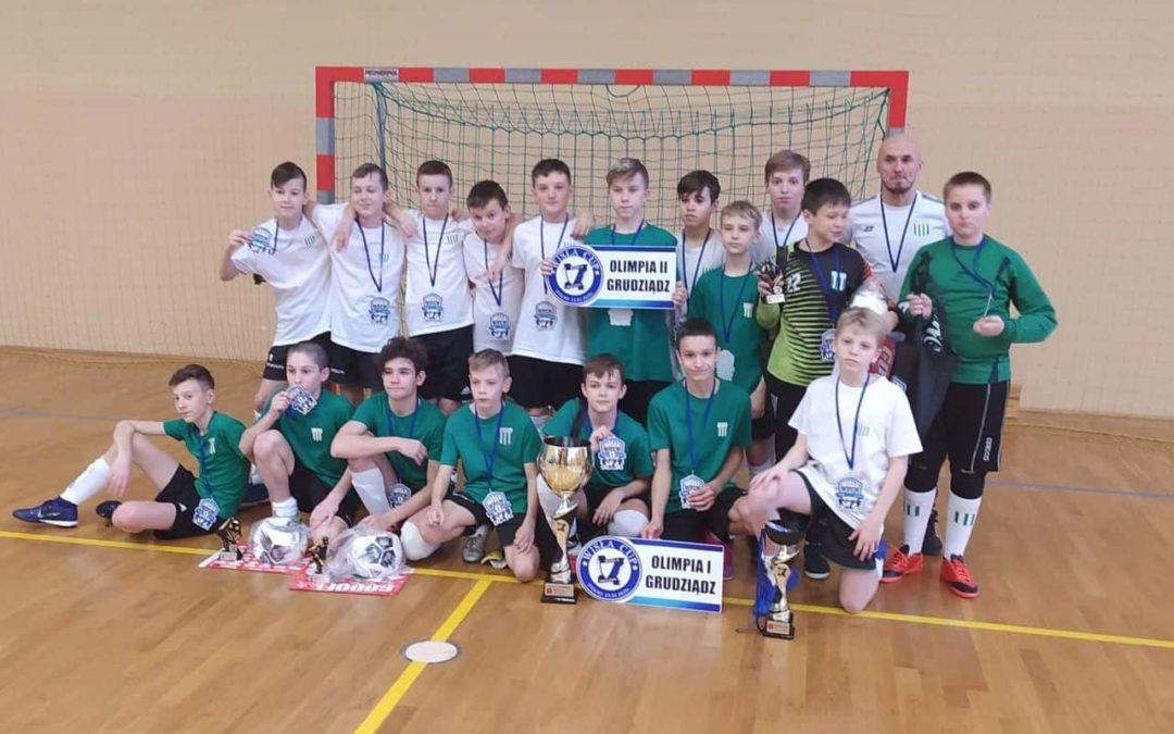 Kolejne sukcesy młodych piłkarzy!