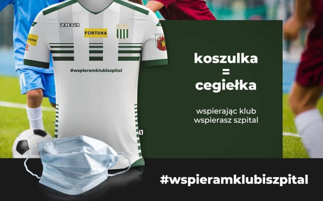 ZINA wraz z Olimpią organizuje akcje #wspieramklubiszpital!