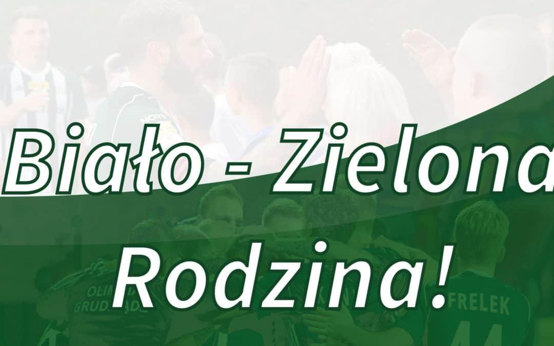 """Startujemy z akcją """"Biało-Zielona Rodzina""""!"""