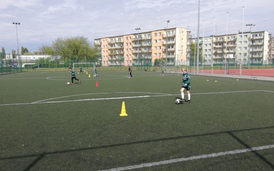 Akademia Piłkarska wznowiła treningi!