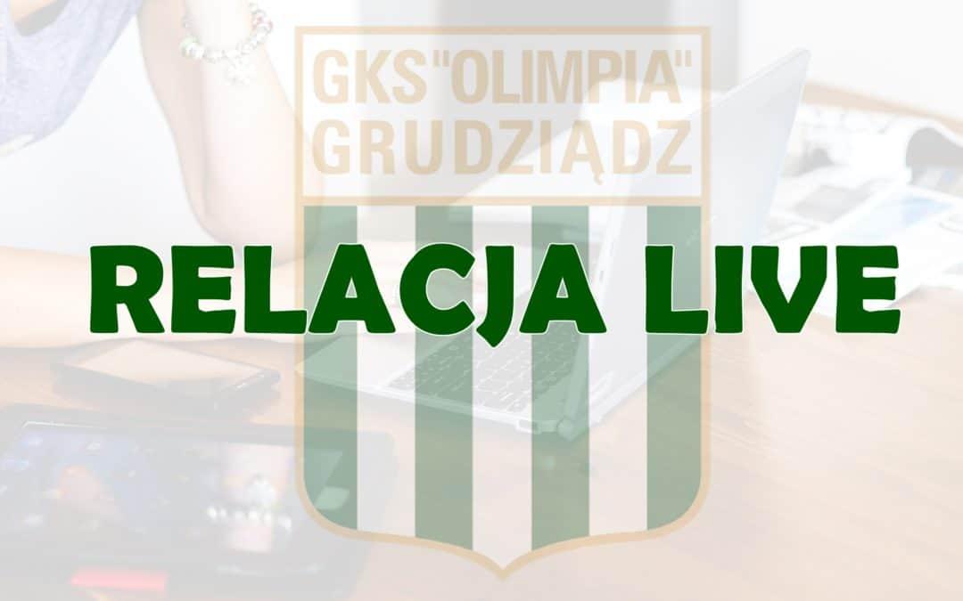 Olimpia – Sandecja: Relacja LIVE!