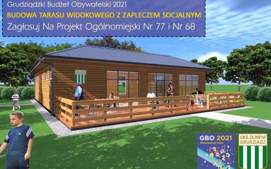 Trwa głosowanie w GBO! Zagłosuj na projekty 68 i 77!!!