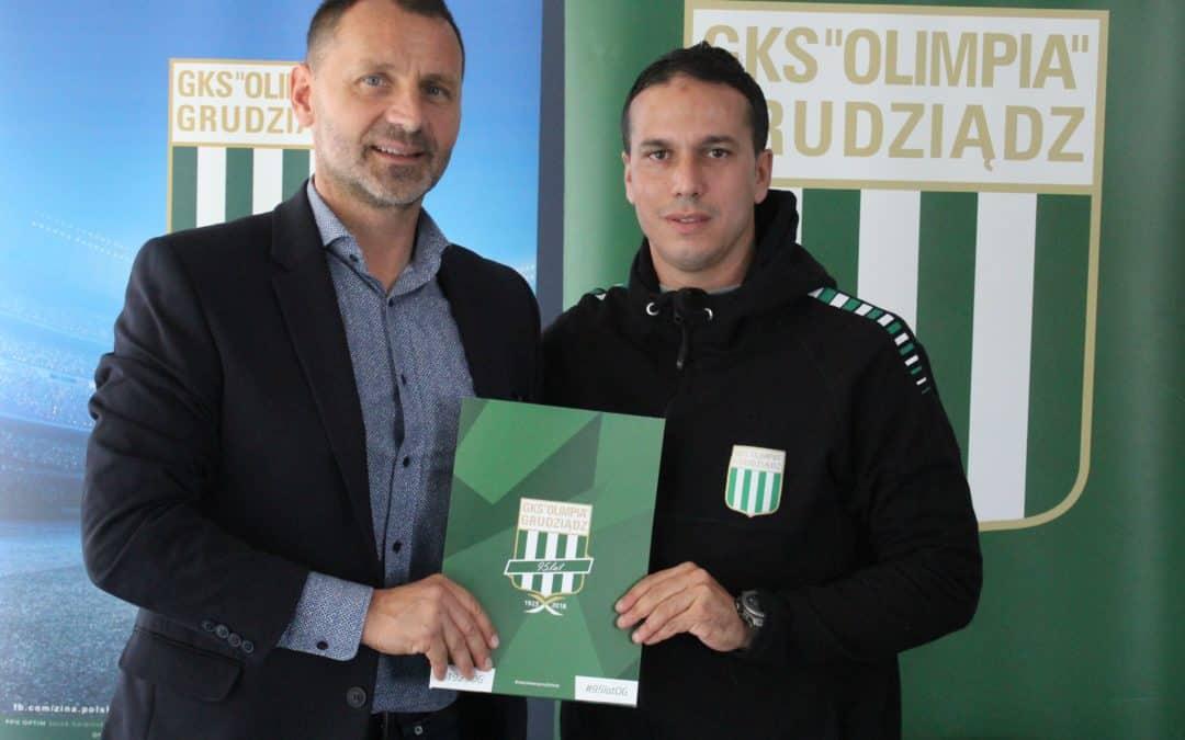 Selim Benachour wzmacnia sztab szkoleniowy Olimpii!