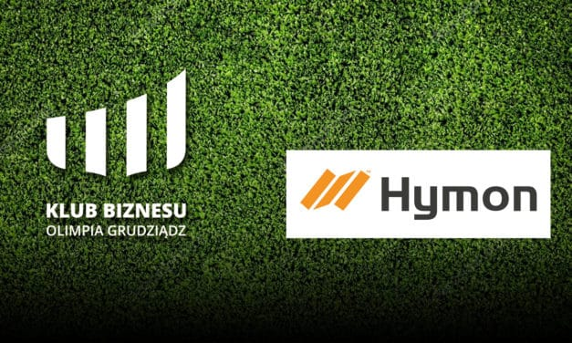 HYMON – nowy sponsor Olimpii Grudziądz.