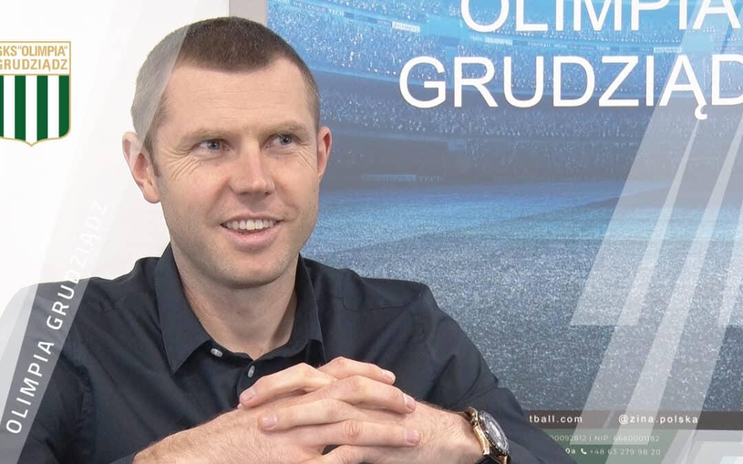 Podsumowanie roku 2020 i cele na kolejny – Bartosz Brudniewicz – Dyrektor Akademii Piłkarskiej Olimpii Grudziądz S.A.