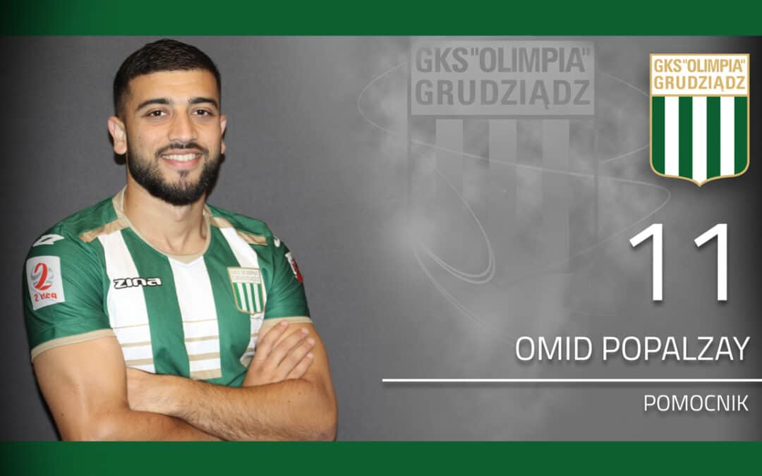 Dzisiaj urodziny obchodzi Omid Popalzay!