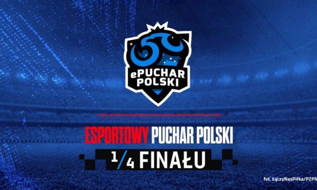 Olimpia Grudziądz w 1/4 finału ePucharu Polski!