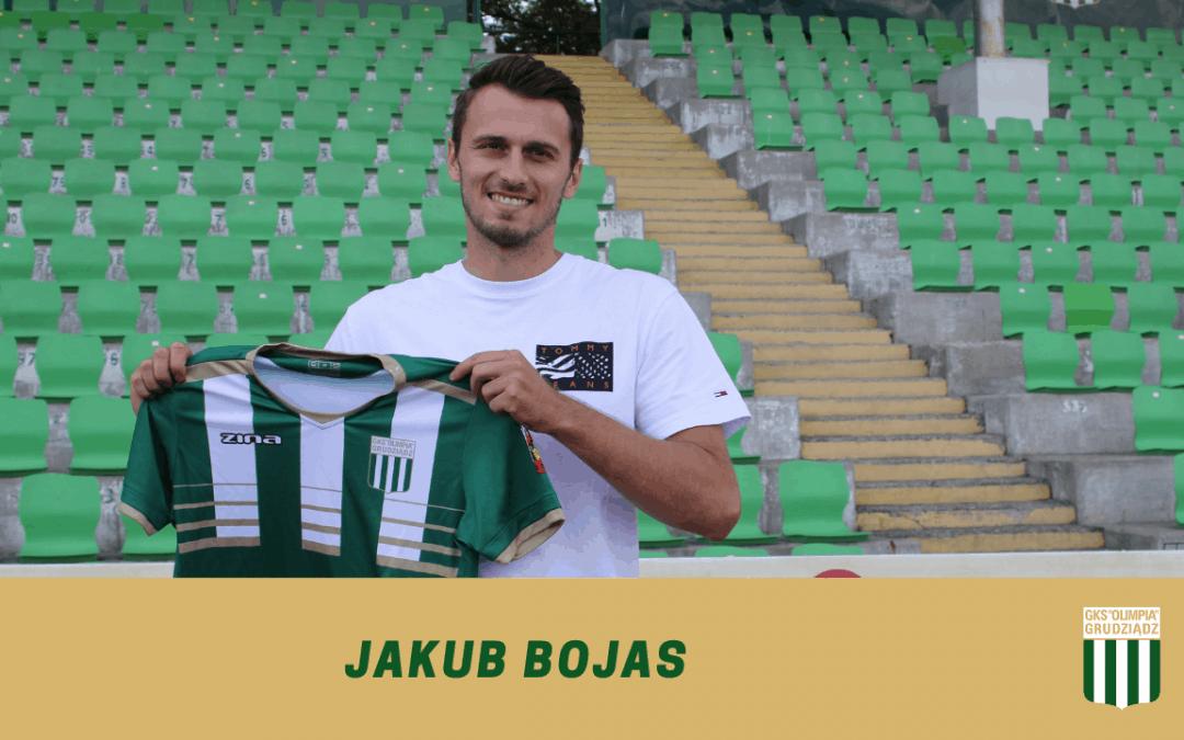 Jakub Bojas w Olimpii.