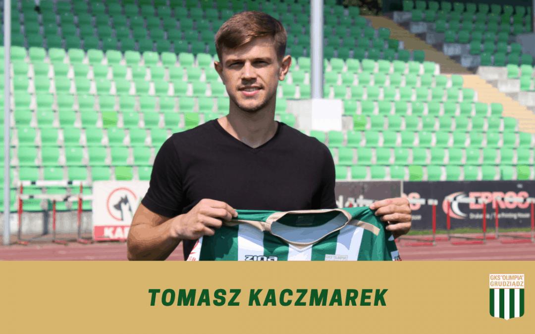 Tomasz Kaczmarek dołącza do Olimpii.