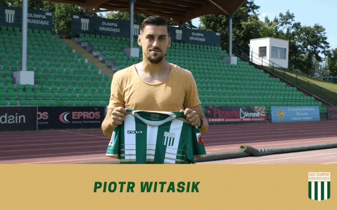 Piotr Witasik z nowym kontraktem.