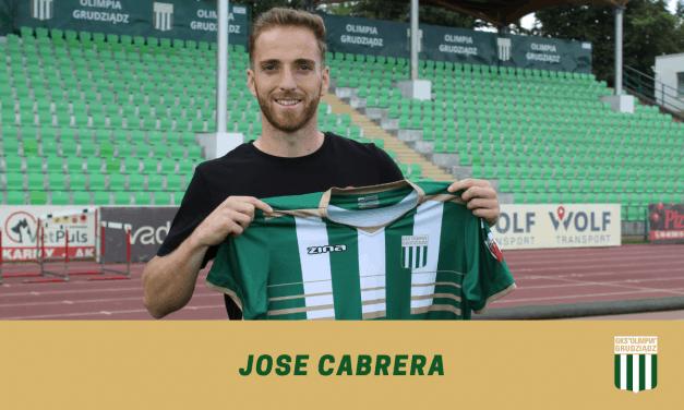 Jose Cabrera w Olimpii.