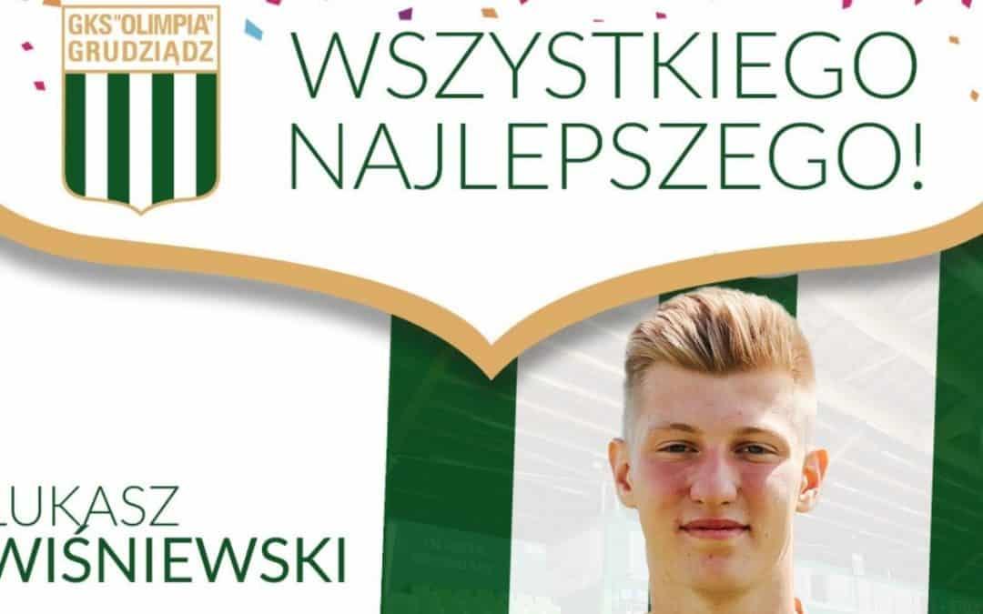 Urodziny: Łukasz Wiśniewski!