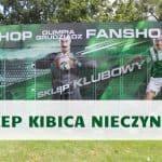 Sklep Kibica nieczynny w dniu 18 października.